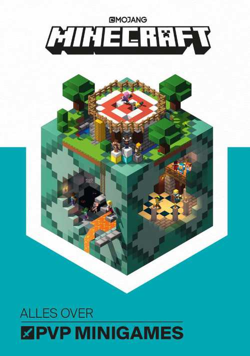 minecraft: alles over pvp minigames cover