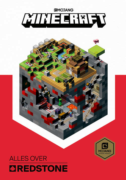 minecraft: alles over redstone cover