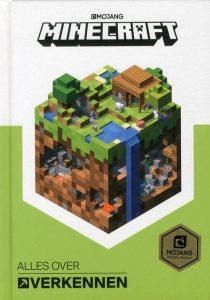 minecraft: alles over verkennen cover