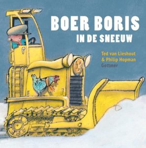 Boer Boris Cover