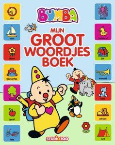 Bumba – Mijn groot woordjesboek cover