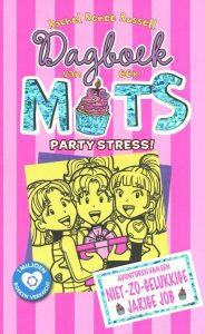 Dagboek van een muts 13 - Partystress Cover