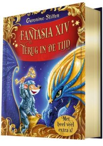 Fantasia XIV - Terug in de tijd cover