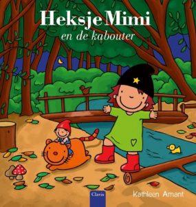 Heksje Mimi en de kabouter cover
