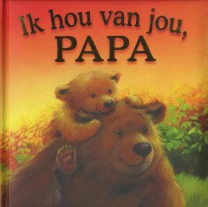 Ik hou van jou, papa cover
