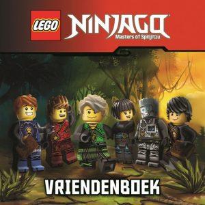 LEGO NINJAGO Vriendenboekje cover