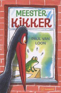 Meester Kikker cover