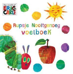 Rupsje Nooitgenoeg – Voelboek cover
