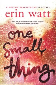 one-small-thing-cover