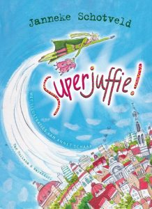 superjuffie 1 cover